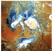 Lake Eyre South Austrailia