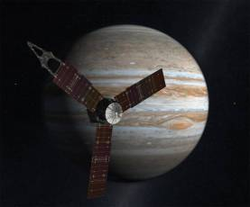 Juno, the newest telescope to study Jupiter in 2016