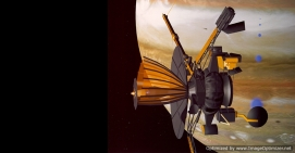 Galileo Space Telescope was the first of Earth's close-up looks of Jupiter