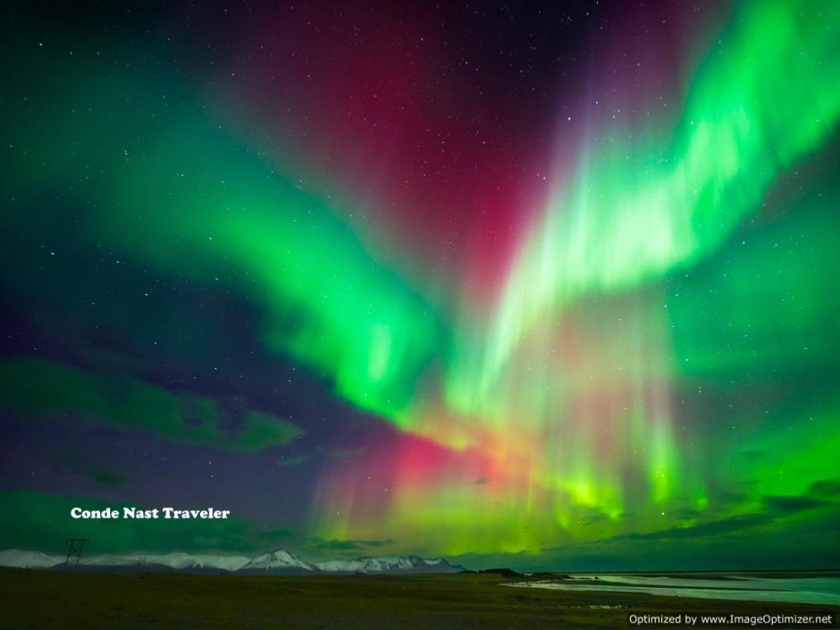 Thingvellir Iceland Northern Lights via Google Image Search