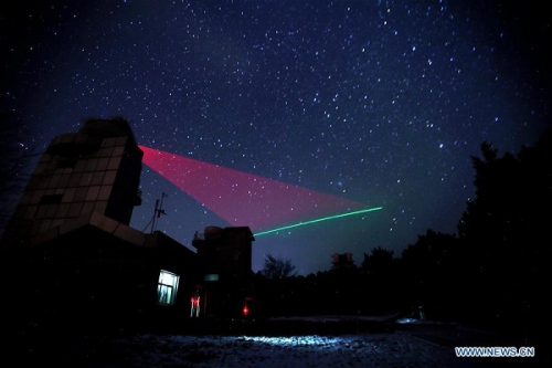 China communicates with Ultra Secure Quantum Mechanics with Austria WWW.NEWS.CN