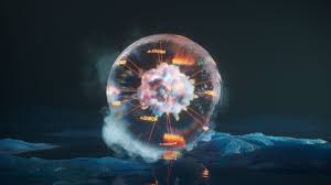 Explosion of The Singularity, Quantum Computing soon to come. Google Images